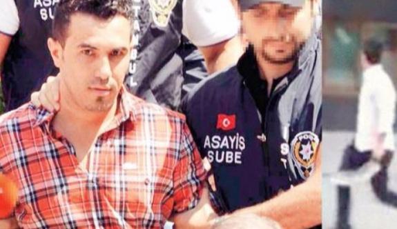 Gezi olaylarında yurttaşlara palayla saldıran Sabri Çelebi tutuklandı.