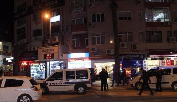 HDP binası zannedip dövmeciyi kurşunladı!