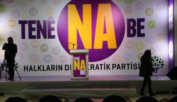 HDP'nin referandum sloganı ve seçim şarkısı belli oldu