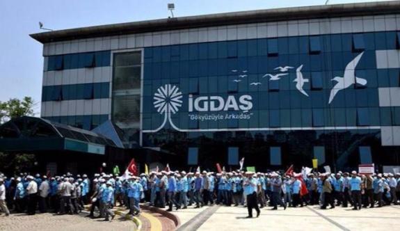 İGDAŞ'ta çalışan 8 işçi 'Hayır' dediği için işten atıldı