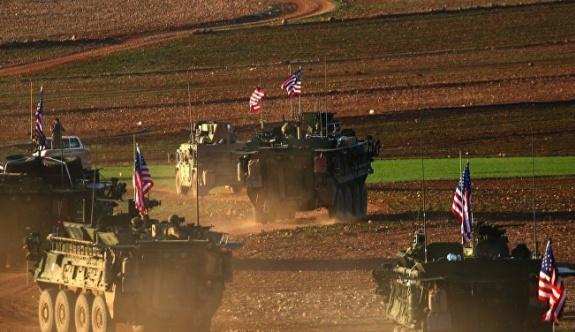 Pentagon doğruladı, ABD askeri bölgede!