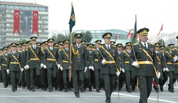 TSK'ya flaş operasyon: Çok sayıda asker gözaltına alındı