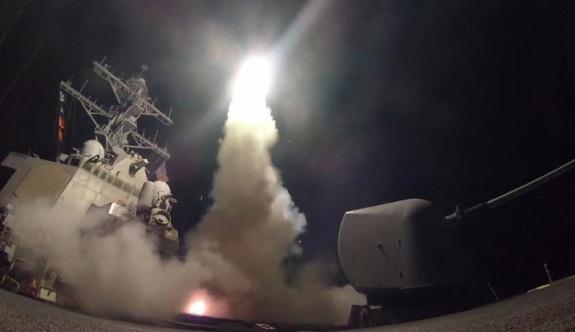 ABD'nin Suriye saldırısına Rusya'dan ilk tepki