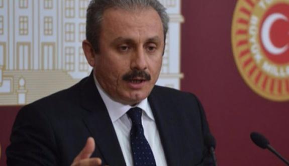 AKP'li Şentop:Tayyip Erdoğan'ı seri üretime geçiyoruz!