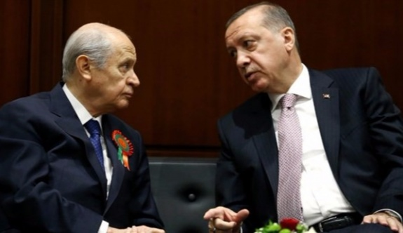 AKP MKYK'da sürpriz Bahçeli çıkışı