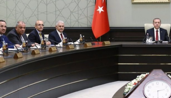 Bakanlar Kurulu bugün Erdoğan başkanlığında toplanıyor.