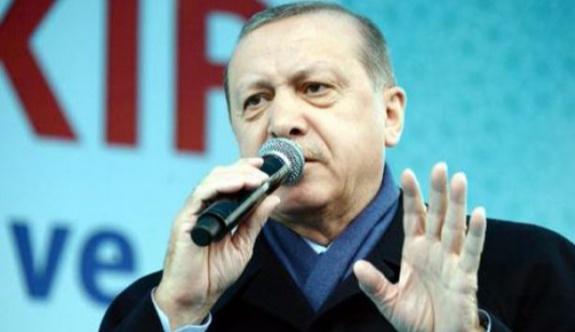 Erdoğan: Be dangalaklar; Erdoğan, sizin demenizle mi ölecek?