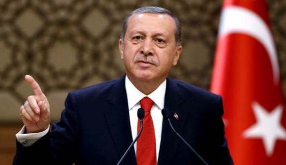 Erdoğan; Birileri diktatör diyor..