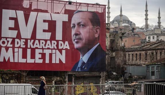 Erdoğan'ın Başdanışmanı Karatepe: Başkanlık çıkarsa eyalet sistemine geçilmeli!