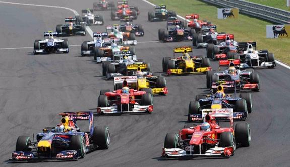 Formula 1 2018'den itibaren Türkiye'de