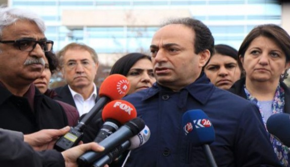 HDP: Anayasa Mahkemesi karar vermezse AİHM'e gideceğiz