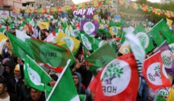 HDP'den AKP'ye çağrı: Acilen barış sürecini yeniden canlandırmalı