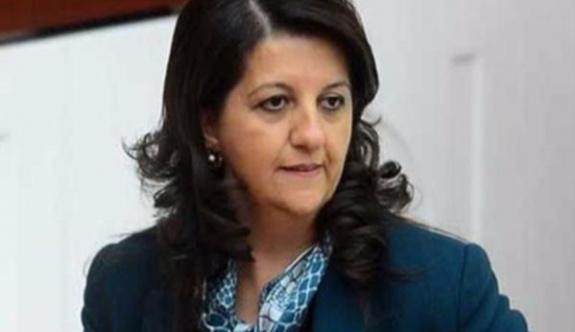 Pervin Buldan'dan Meclis Başkan'ına Selahattin Demirtaş yanıtı