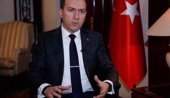 Türkiye'nin Bağdat Büyükelçisi'nden Kürdistan bayrağı açıklaması