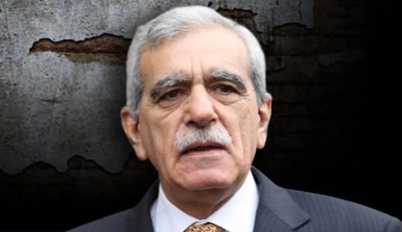 Ahmet Türk'ten Baykal'ın '' birlik önerisine'' yanıt