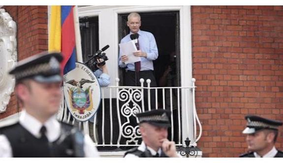 Assange hakkındaki tecavüz davası düşürüldü