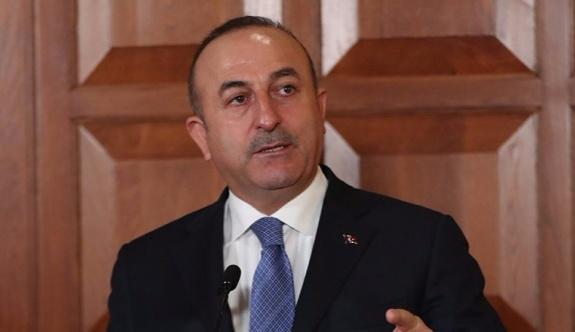 Çavuşoğlu: 'YGP'yi vururuz' ifademiz olumsuz karşılanmadı