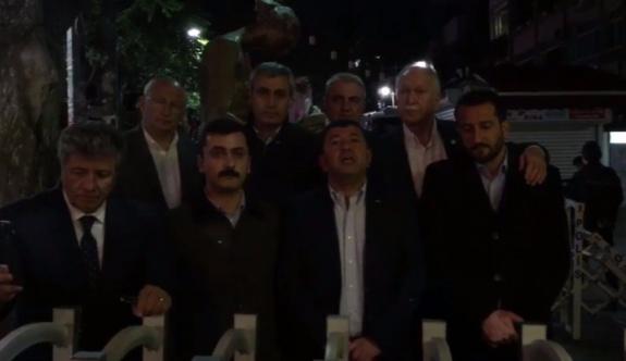 CHP: Gülmen ve Özakça bırakılmazsa süresiz oturma eylemine başlayacağız