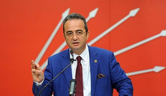 CHP Parti Sözcüsü Tezcan; 'Danıştay'da hâkimler salona hapsedildi'