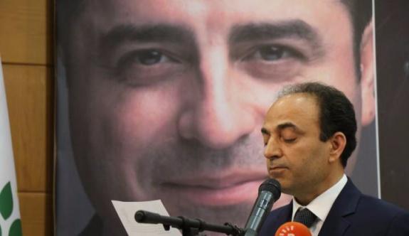 Demirtaş'dan çağrı: 'Demokrasi ve Barış Mücadelesi Planı' hazırlanmalı