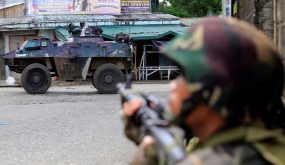 Filipinler'de IŞİD kaosu yaşanıyor