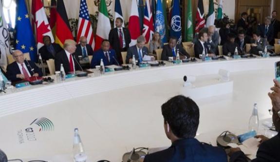 G7 ülkeleri siber saldırılara karşı dayanışma içinde olacaklarını bildirdi