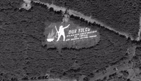 Göktürk 1 uzaydan ilk fotoğrafı yolladı: Dur yolcu!