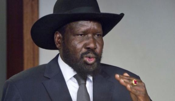 Güney Sudan devlet başkanı Salva Kiir  tek taraflı ateşkes ilan etti