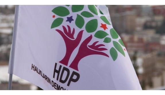 HDP MYK'da görev dağılımı