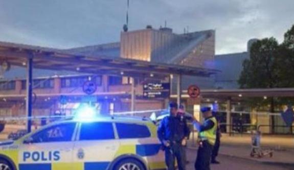 İngiltere'deki patlamanın ardından İsveç'te alarm verildi