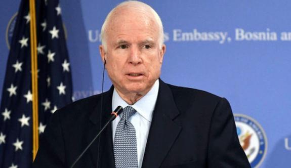 John McCain: Putin IŞİD'den daha büyük bir tehdit