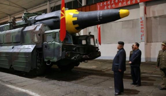 Kuzey Kore'den kısa menzilli füze denemesi gerçekleştirdi
