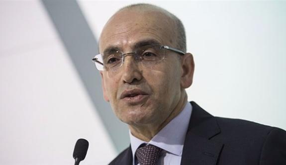 Mehmet Şimşek, enflasyonun kabul edilemez bir seviyede