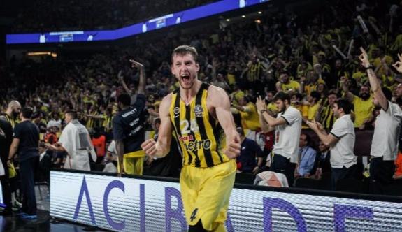 SON DAKİKA: Fenerbahçe, Avrupa şampiyonu