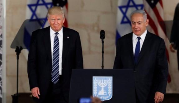 Trump; 'Duydum ki Filistin anlaşması zormuş'