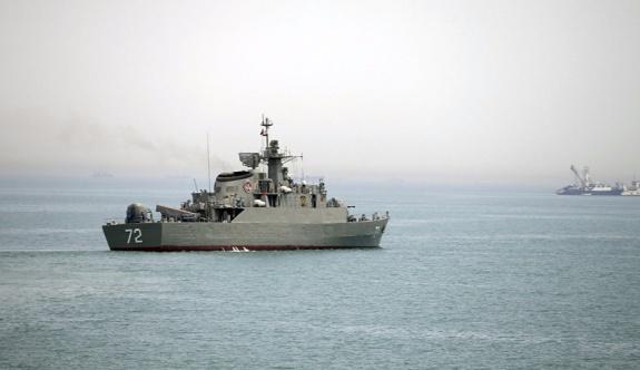 ABD, İran gemisinin helikoptere lazerle nişan almasını kınadı