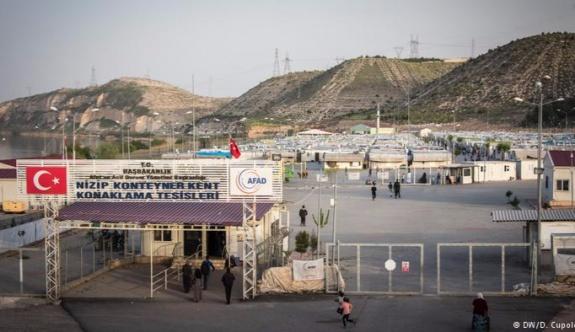 AB'den Ankara'ya mülteciler için 222 milyon euro