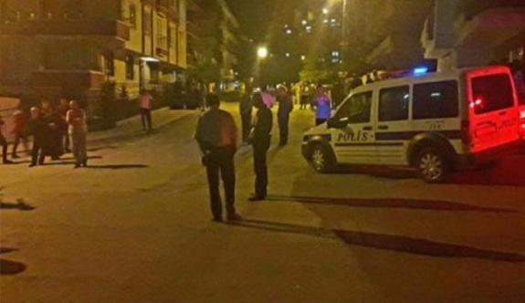 Ankara pompalı tüfekle saldırı