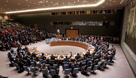 BM'den terörle mücadele atağı