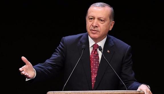 Cumhurbaşkanı Erdoğan: Kuzey Suriye'de bir devlet kurulmasına müsaade etmeyeceğiz