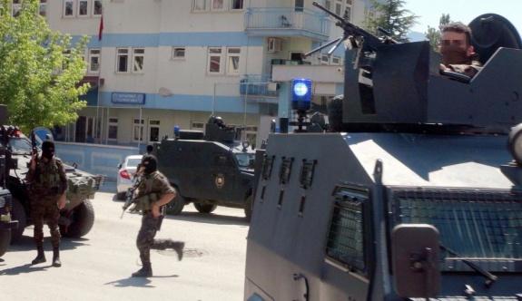Dersim'de çatışma: 1 asker hayatını kaybetti, 2 asker yaralandı