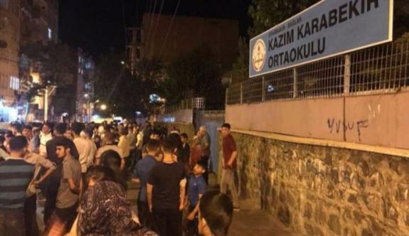 Diyarbakır'da 6 yaşındaki çocuğa taciz iddiası halkı sokağa döktü