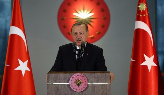 Erdoğan'dan ABD'ye iftar tepkisi