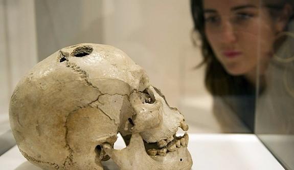 Göbeklitepe'de yeni keşif: Kafatası kültü