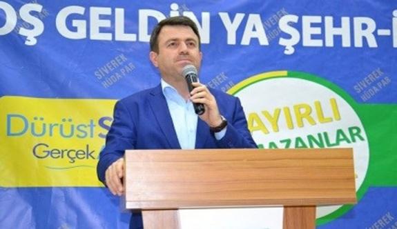 HÜDA-PAR'dan 'bağımsız Kürdistan'a destek