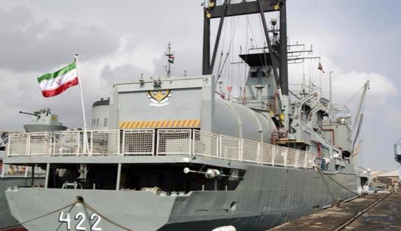 İran, Körfez'e savaş gemisi gönderdi