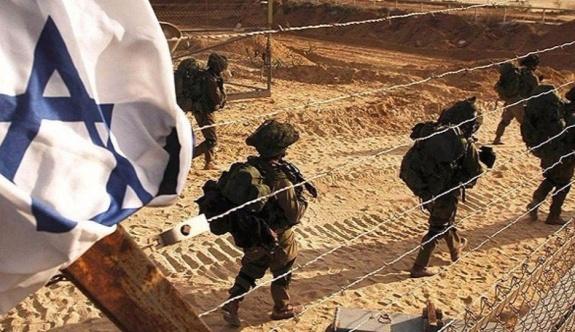 İsrail, Golan Tepeleri'ndeki Suriye ordusu mevzilerini vurdu