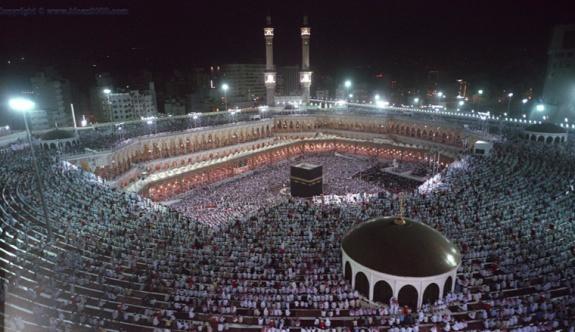 Katarlı hacı adaylarına Mekke'de yasak