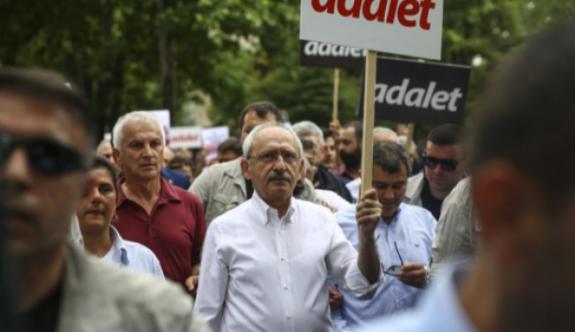 Kılıçdaroğlu'ndan 'Demirtaş'ın kaldığı cezaevine yürüyüş' açıklaması