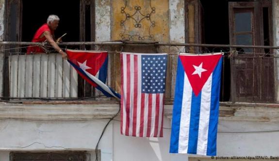 Küba'dan ABD'ye kınama: Trump devrimi zayıflatamayacak